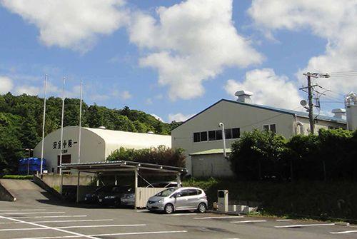 日泉化学-千葉工場