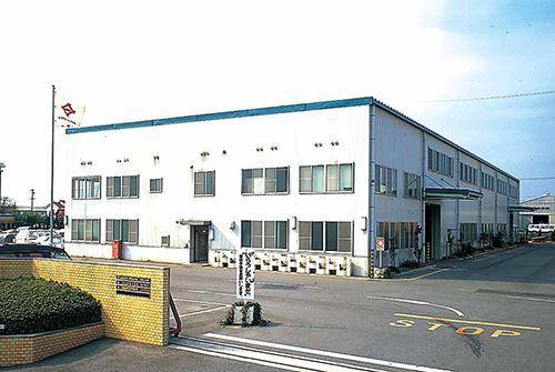 日泉化学-金型工場