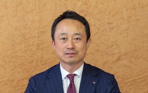日泉化学 代表取締役社長 一宮 達
