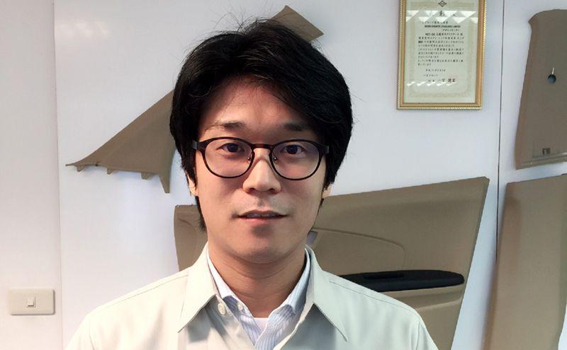 日泉化学-先輩社員紹介
